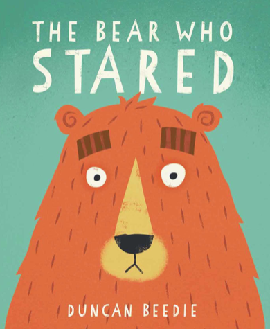 The Bear Who Stared, Duncan Beedie, Little Bee Books, Librairie Clio, Montreal Grandma, Rhonda Massad