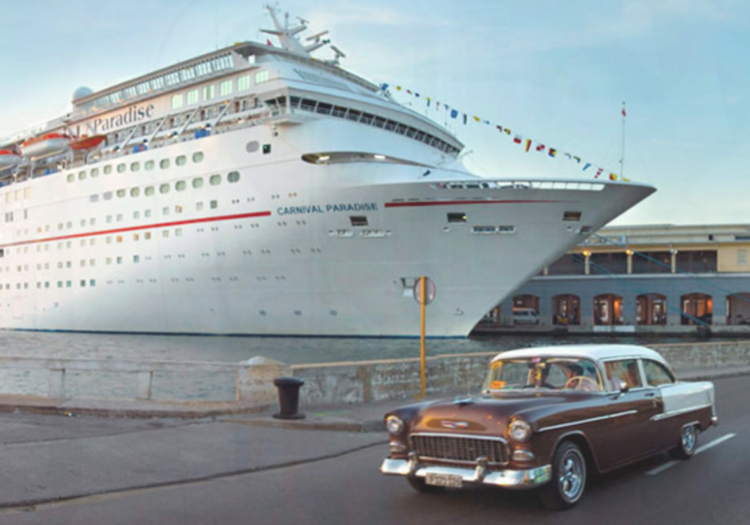 Carnival Cruise Line To Offer New Cruises To Cuba From